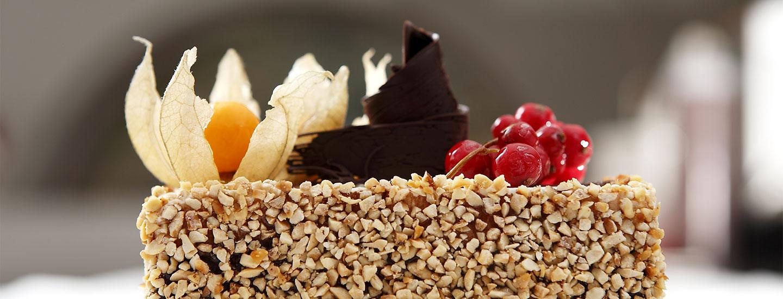 Torta gelato Gelateria Cremeria Cavour